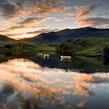 Snowdon Sunrise by Richard Outram