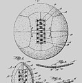 Soccer Ball Patent  1928 by Chris Smith