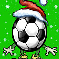 Soccer Christmas by Kevin Middleton