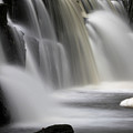 Soft Clare Glen's Waterfall Ireland by Pierre Leclerc Photography