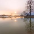 Soft Sunset by Everet Regal