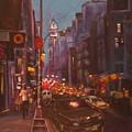 Soho Artistic Dreams by Dennis Tawes