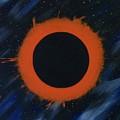 Solar Eclipse by Paul F Labarbera
