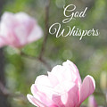 Sometimes God Whispers by Carol Groenen