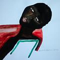 South Sudan Bride by Gloria Ssali