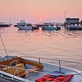 Southwest Harbor Sunrise by Susan Cole Kelly