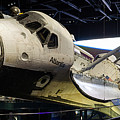 Space Shuttle Atlantis by David Hart