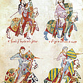 Spain: Knights, C1350 by Granger