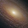 Spiral Galaxy Ngc 2841 by Nasa