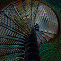 Spiral Staircase by David Lee Thompson