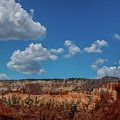 Spires Of Bryce Canyon by Bob Cuthbert