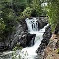 Split Rock Falls. by David Seguin