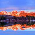 Sprague Lake by Ronda Kimbrow