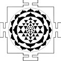 Sri Yantra by Lee Santa