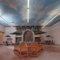 St. Alexius Hospital, Gateway Mall, Bismarck, Nd by Wayne Pruse