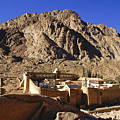 St. Catherine's Monastery by Michele Burgess