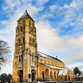 St. Edward by Gouzel -