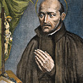 St. Ignatius Of Loyola by Granger