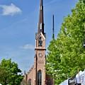 St. Matthew's German Evangelical Lutheran Church by Jeramey Lende