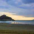 St Michaels Mount by Chris Thaxter