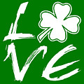 St. Patrick's Day - Love by Ozdilh Design