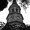 St. Philips Church Steeple by Dustin K Ryan