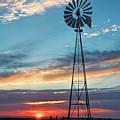 Prairie Station by Jim Garrison