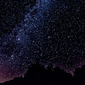 Stars Over Black Oak Lake 1 by Trevor Moore