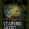Starving Artist by Joseph Juvenal