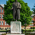 Statue Of Chief Justice John Marshall by Mountain Dreams