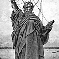 Statue Of Liberty, 1886 by Granger