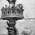 Statue Of Liberty: Torch by Granger