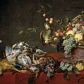 Still Life by Frans Snyders