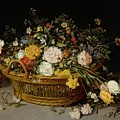 Still Life by Jan Brueghel