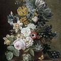Still Life With Flowers by Eelke Jelles Eelkema