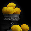 Still Life With Lemons by Tom Mc Nemar