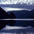 Still Mountain Lake 2  by Lyle Crump