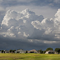 Storm Clouds Over Florida by Carl Purcell