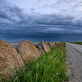 Storm Clouds Prairie Sky by Mark Duffy