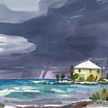 Storm Over Key West by Donald Maier