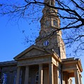St.philips Episcopal Church In Charleston Sc by Susanne Van Hulst