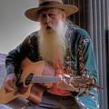 Street Musician by David Patterson