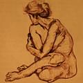 Studio Sketch by Dan Earle