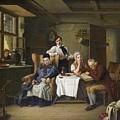 Study by Carl Gustav