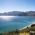 Stunning Hawea Lake In New Zealand by Didier Marti