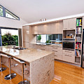 Stylish Modern Kitchen by Darren Burton