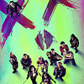 Suicide Squad 2016 by Geek N Rock