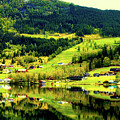 Summer In Norway by Pixabay