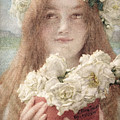Summer Offering by Sir Lawrence Alma-Tadema