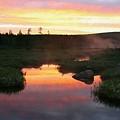 Summer Sunrise In Maine by Brian M Lumley